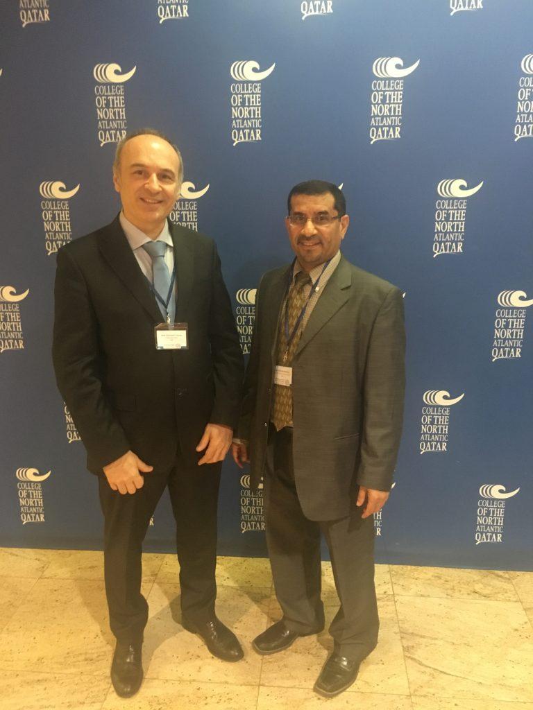 TVET Conf Doha April 2018 Mabrouk Giovanni